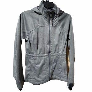 Lululemon Embark Soft Shell Jacket Gray
